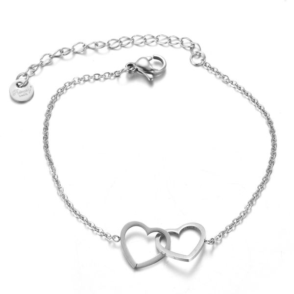 Armband SOULMATE silber
