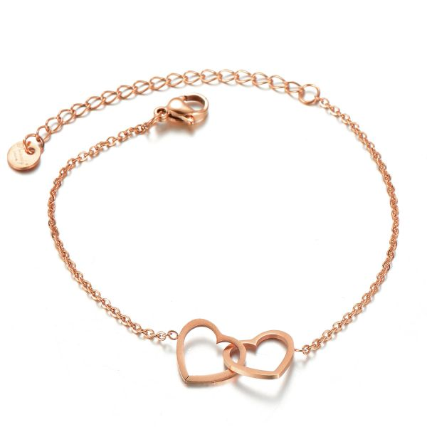 Armband SOULMATE roségold