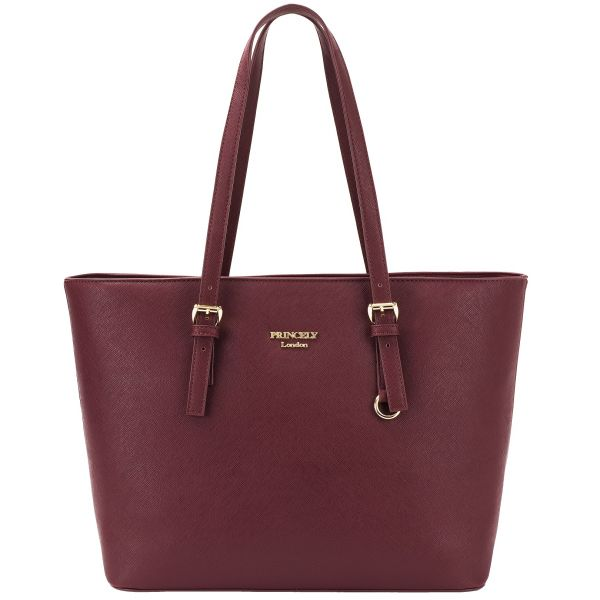 "Shopper ""Beverly"" bordeauxrot"