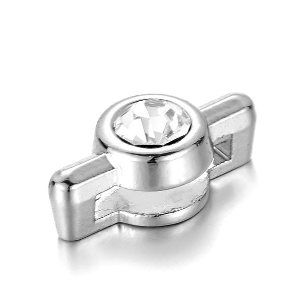 Charm SOLITAIRE silber